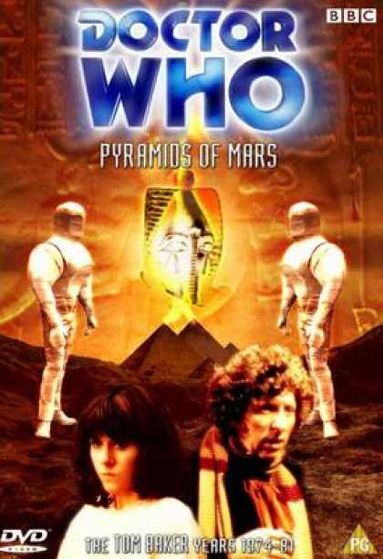 TV Series - Doctor Who - Pyramids Of Mars