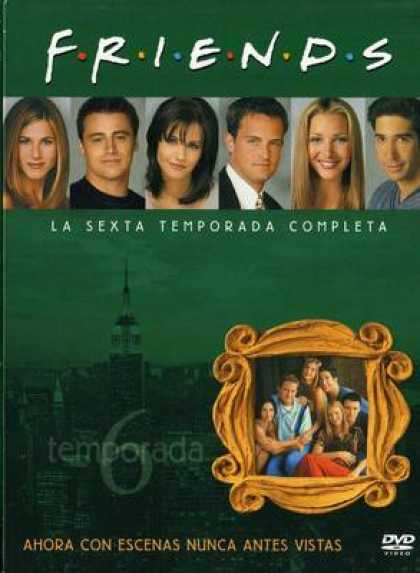 TV Series - Friends Spanish