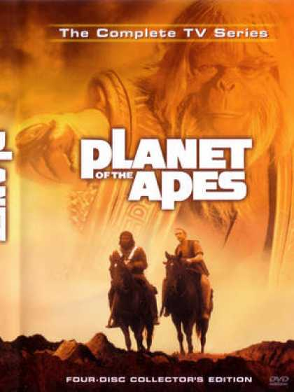 TV Series - Planet Of The Apes