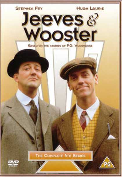 TV Series - Jeeves & Wooster