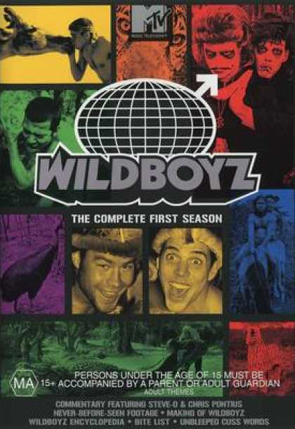 TV Series - Wildboyz-Season