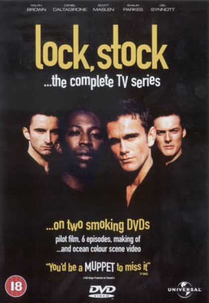 TV Series - Lock, Stock: The Complete TV Series