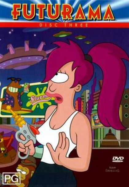 TV Series - Futurama