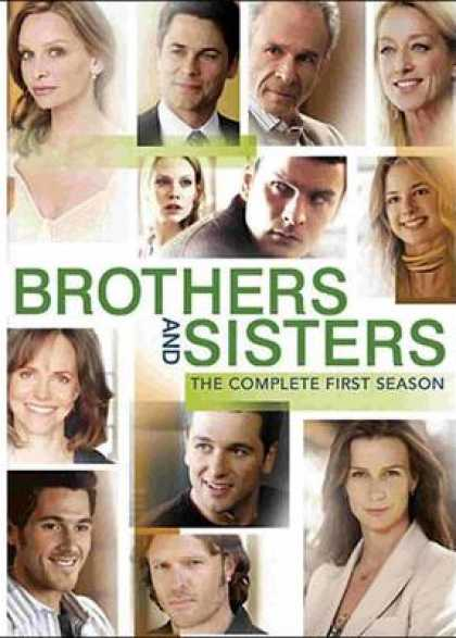 TV Series - Brothers And Sisters Seiz.1