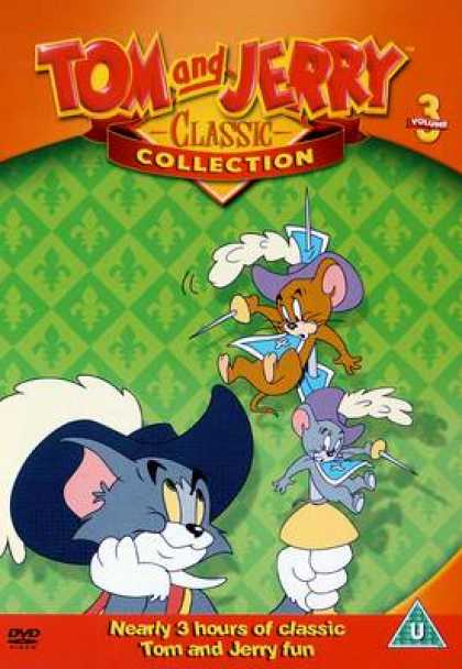 TV Series - Tom And Jerry Classic Collection