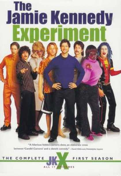 TV Series - The Jamie Kennedy Experiment The Complete Firs