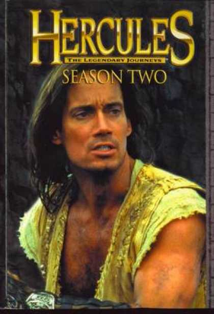 TV Series - Hercules The Legendary Journeys