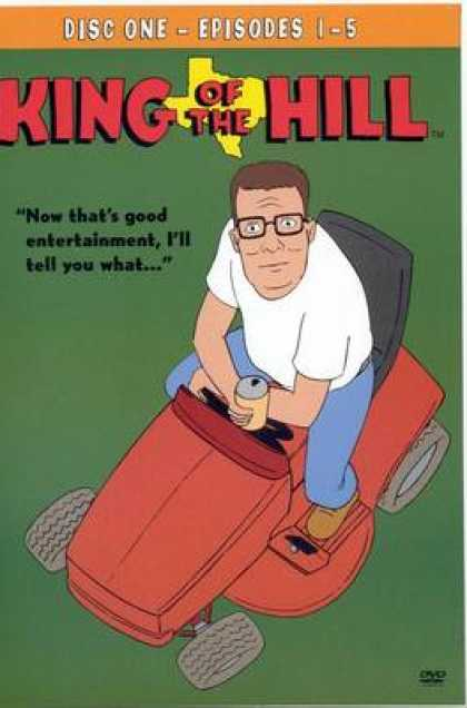 TV Series - King Of The Hill Disk One