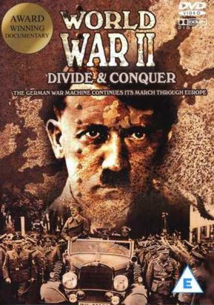TV Series - World War II - Divide And Conquer