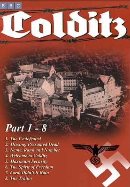 TV Series - Colditz Parts 1 To