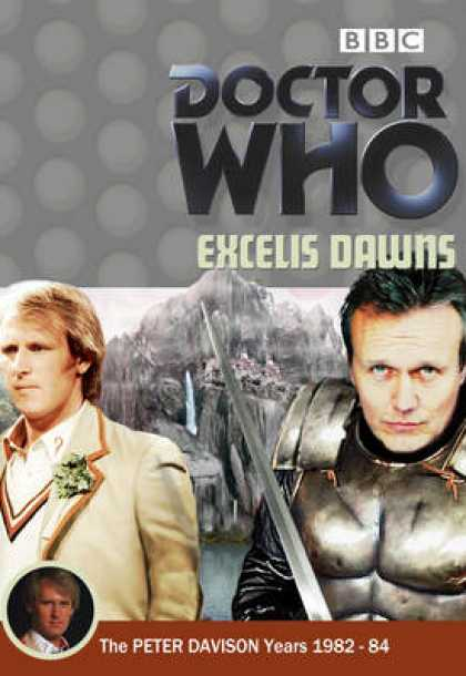 TV Series - Doctor Who - Excelis Dawns
