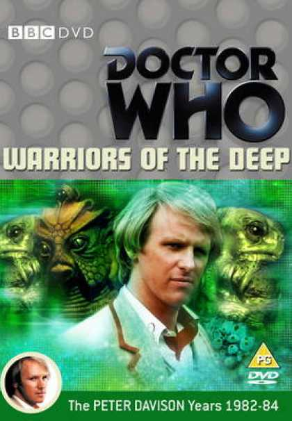 TV Series - Doctor Who - Warriors Of The Deep
