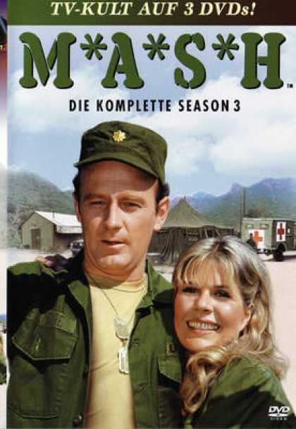 TV Series - M*A*S*H WS GER