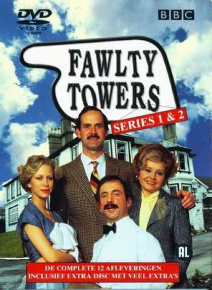 TV Series - Fawlty Towers & 2 DUT