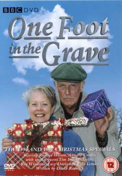 TV Series - One Foot In The Grave Christmas Specials