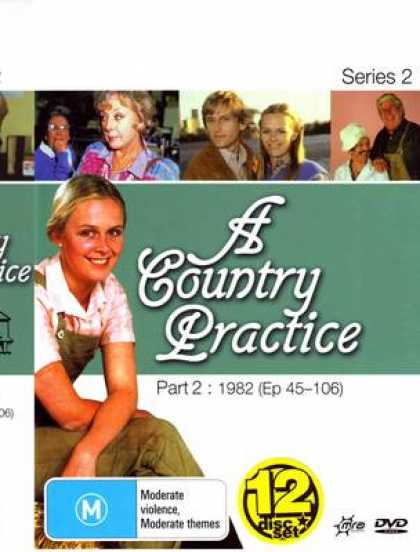 TV Series - A Country Practice Series Two Part Two