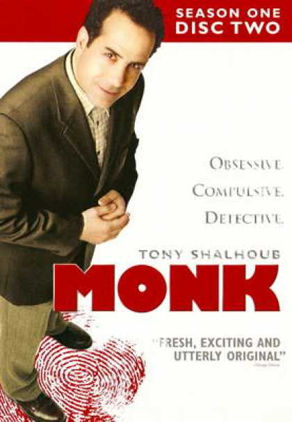 TV Series - Monk: