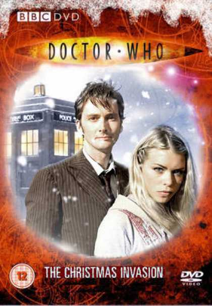 TV Series - Doctor Who - The Christmas Invasion