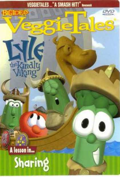 TV Series - Veggie Tales Lyle The Kindly Viking