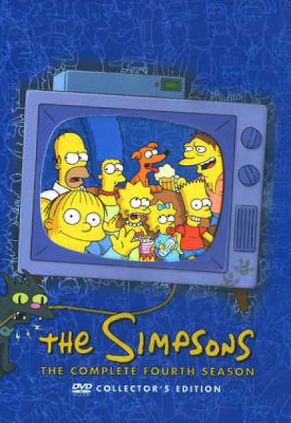 TV Series - The Simpsons 4 CE