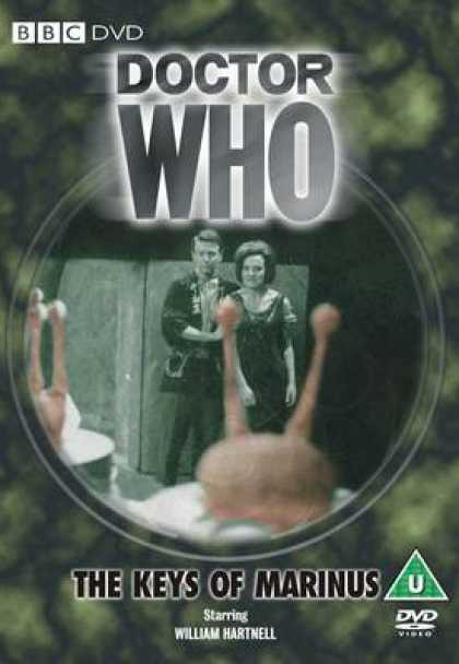 TV Series - Doctor Who - The Keys Of Marinus