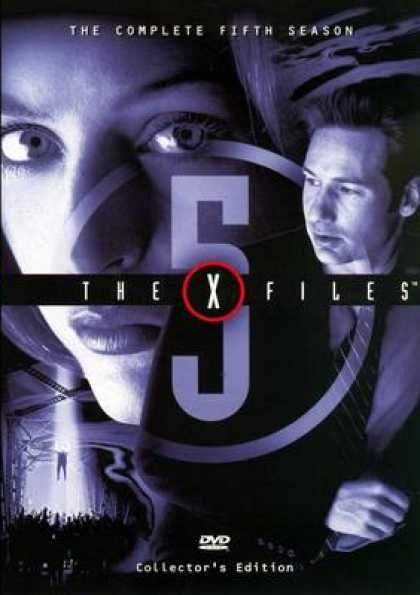 TV Series - X Files Cover
