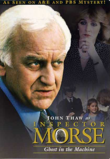 TV Series - Inspector Morse: Ghost In The Machine