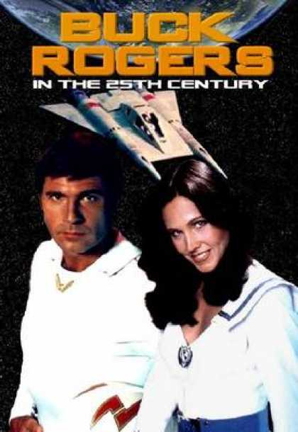 TV Series - Buck Rogers Episodes 1 And