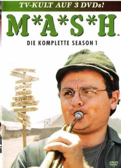 TV Series - M*A*S*H GER