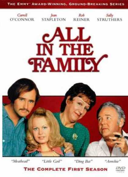 TV Series - All In The Family