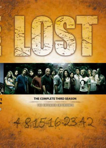 TV Series - Lost Third Season EE