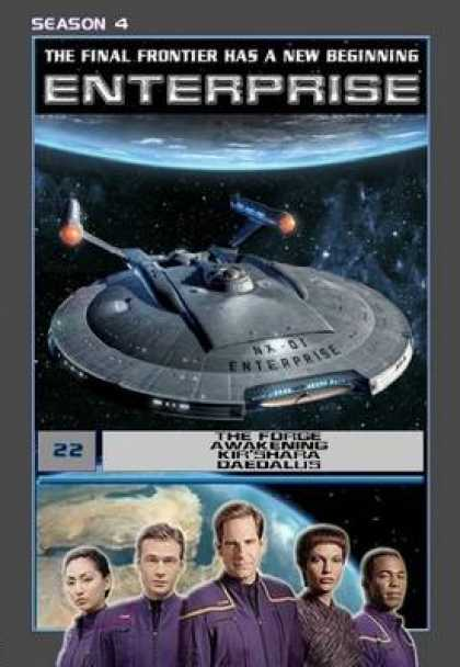 TV Series - Star Trek Enterprise Episodes 07