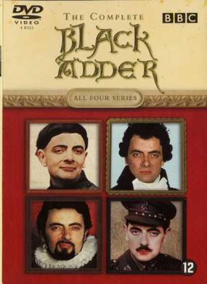 TV Series - Black Adder - All Seasons
