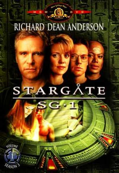 TV Series - Stargate SG-1