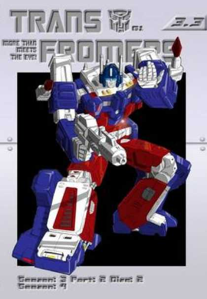 TV Series - Transformers Part 2 C