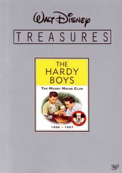 TV Series - Walt Disney Treasures - The Hardy Boys