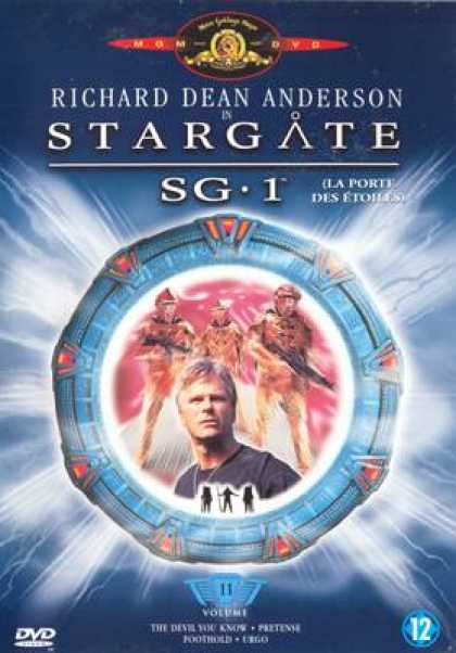 TV Series - Stargate SG-1 1 SCANDINAVIAN