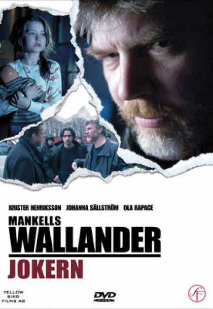 TV Series - Wallander - Jokern Scannad SWE