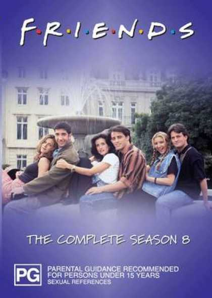 TV Series - Friends Box