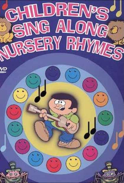 TV Series - Childrens Sing Along Nursery Rhymes Thinpack