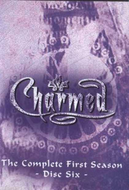 TV Series - Charmed The Complete First Series