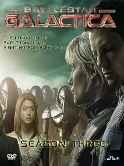 TV Series - Battlestar Galactica BOXSET C