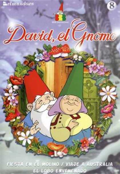 TV Series - David The Dwarf Spanish