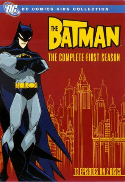 TV Series - The Batman