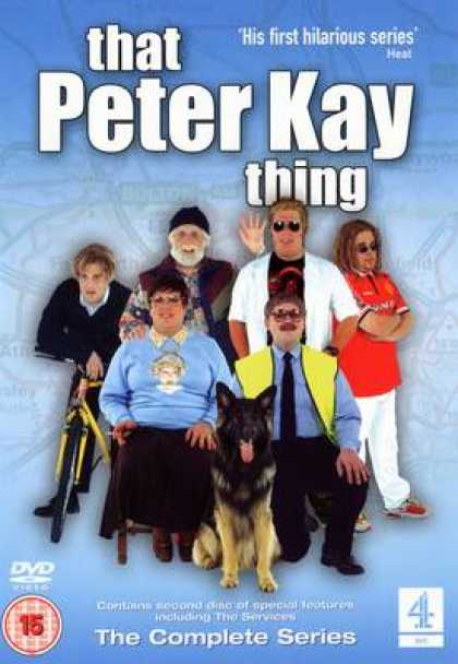 TV Series - That Peter Kay Thing