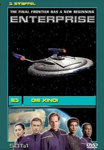 TV Series - Star Trek Enterprise 3x01 GER