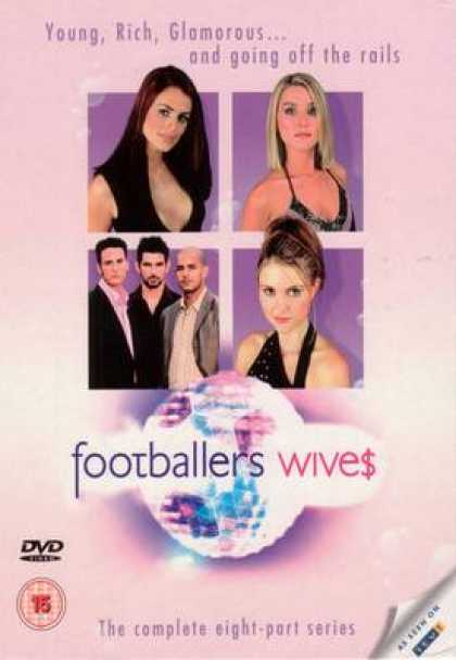 TV Series - Footballers Wives