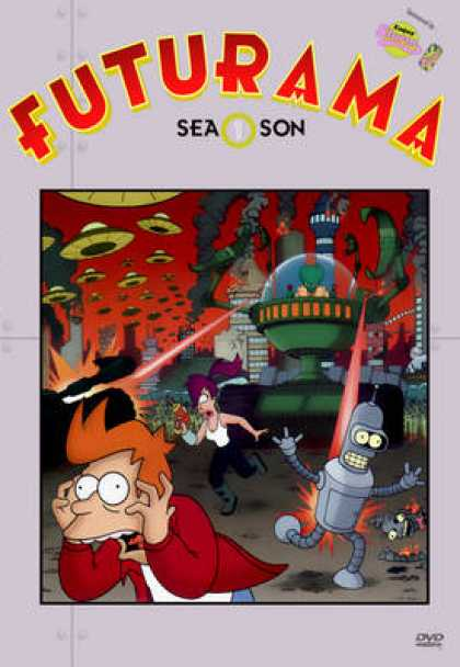 TV Series - Futurama 2 3
