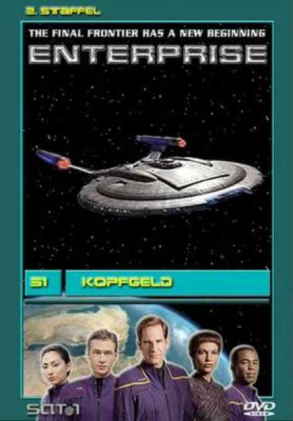 TV Series - Star Trek Enterprise 2x25 GER