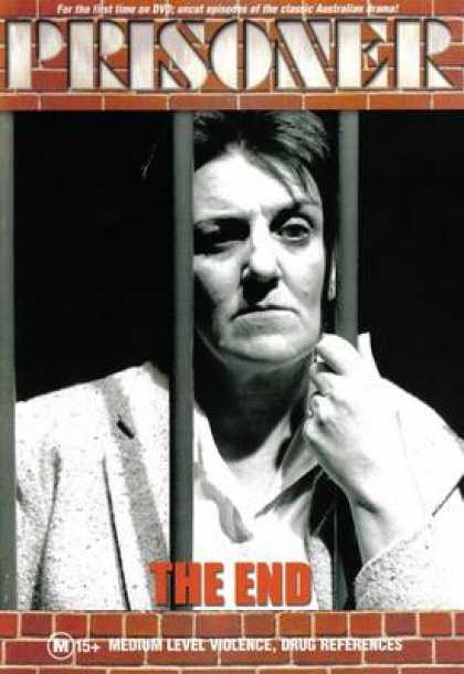 TV Series - Prisoner - The End